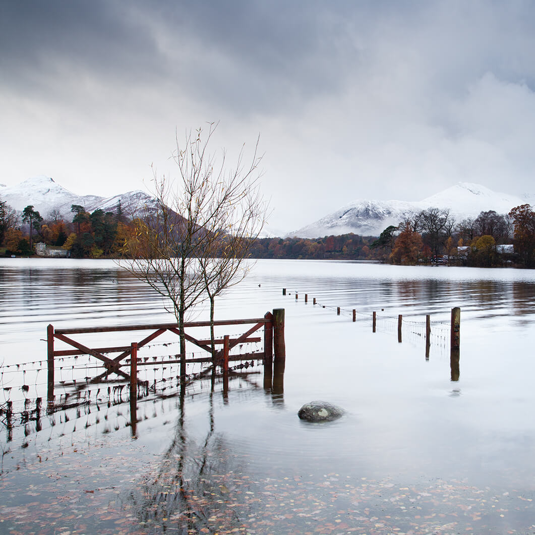 The Gate - Derwent Water