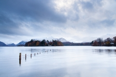 Early Morning Snow - Derwent Water