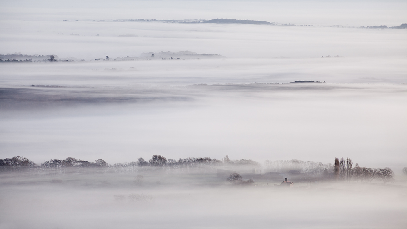 A veil of Mists - West Sussex
