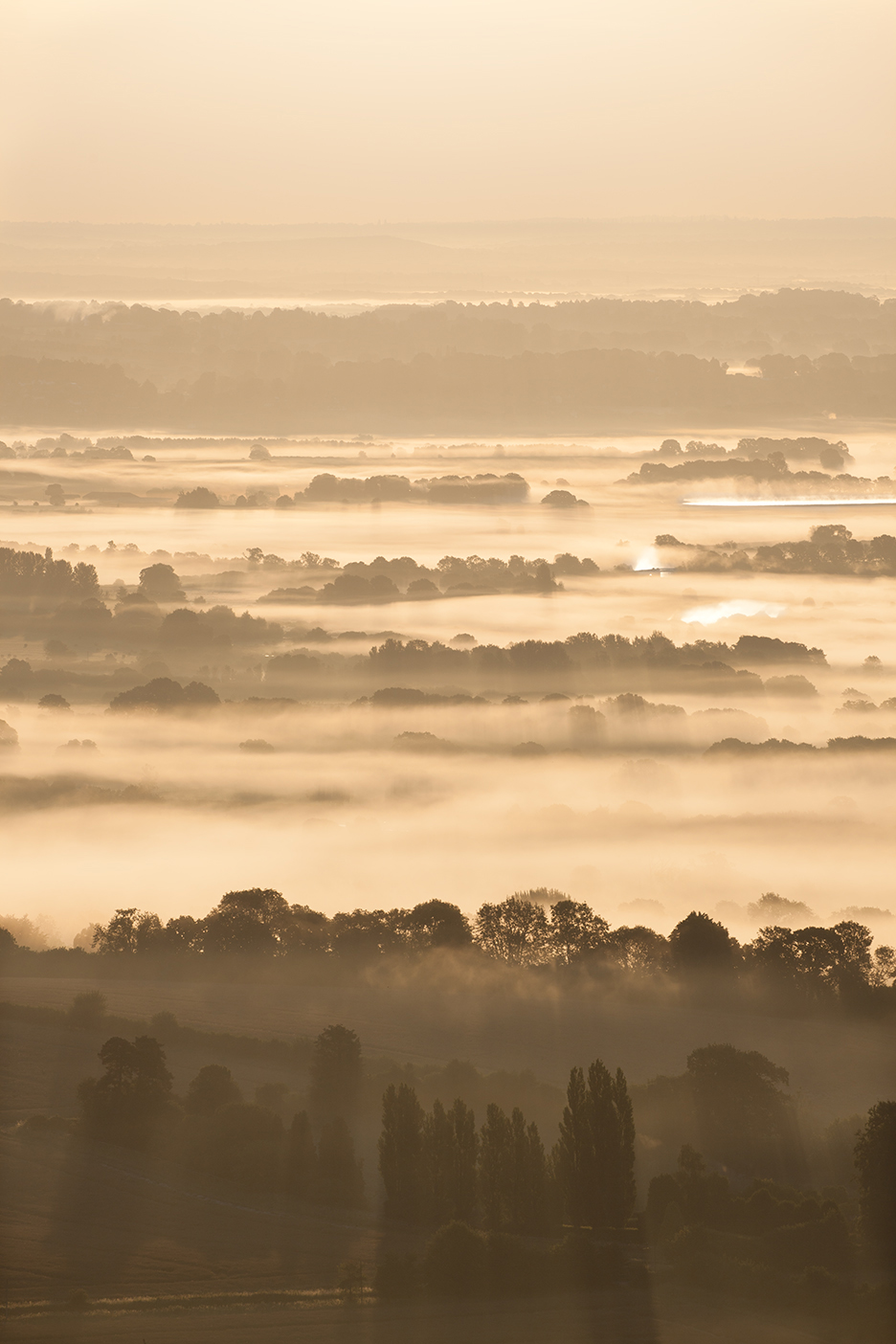Layers in the Valley - West Sussex