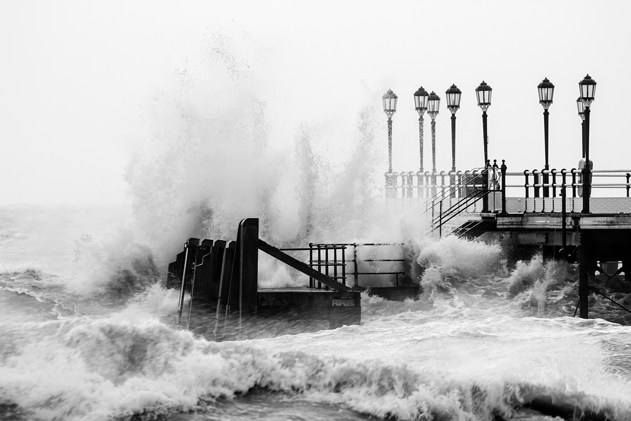End of the Pier - Worthing