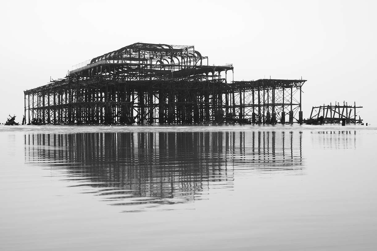 Just the Pier - Brighton
