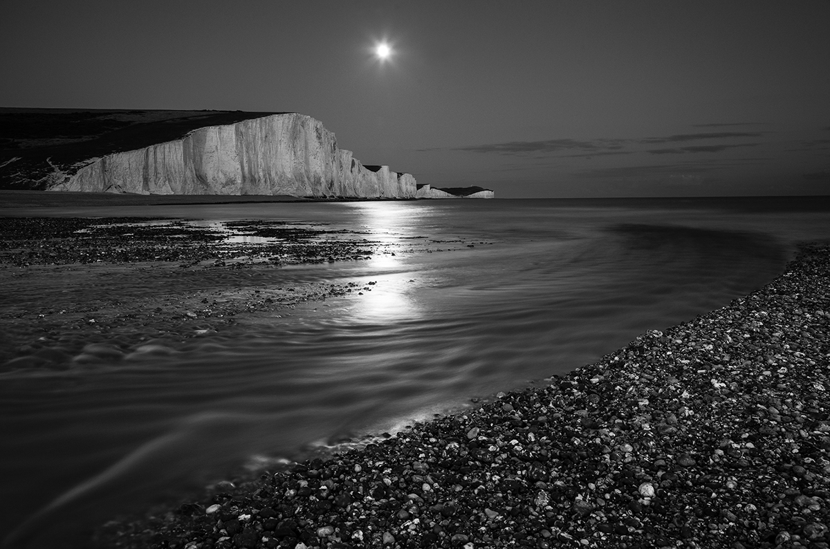 Harvest Moon - Cuckmere