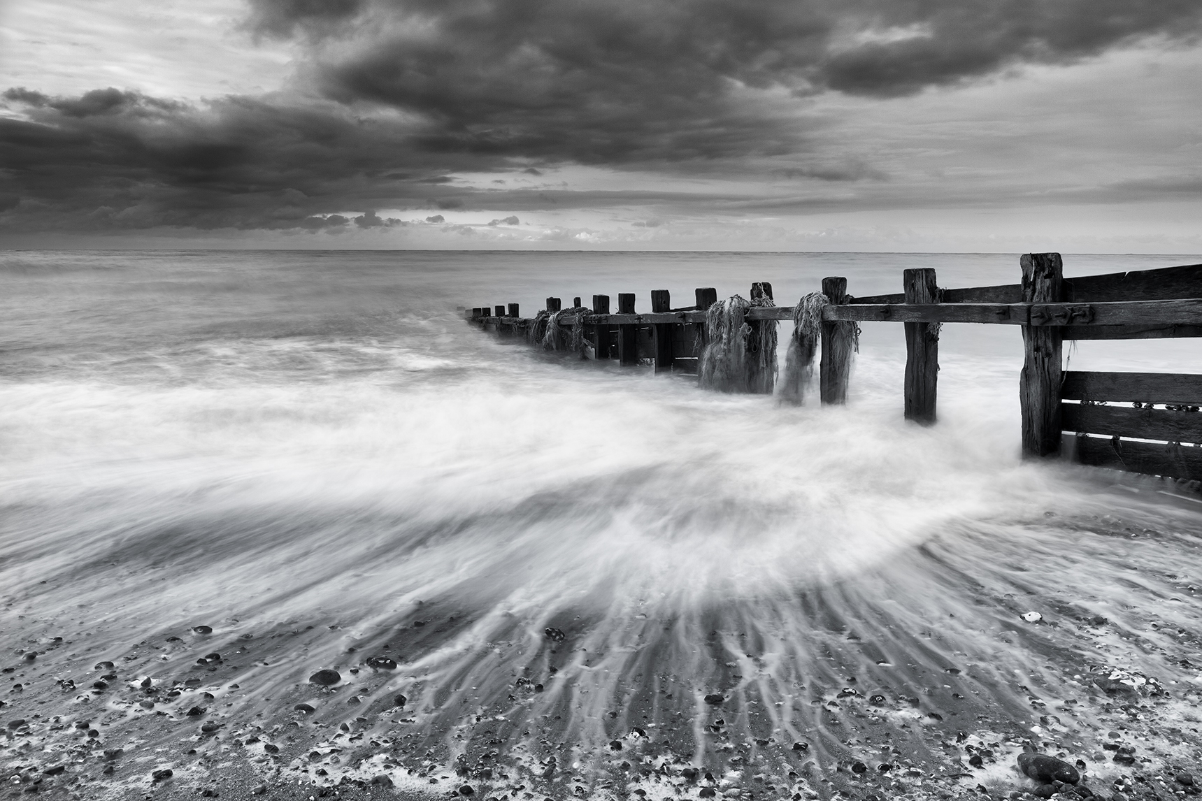 Tides of Time - Cuckmere